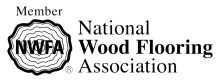 Member of the National Wood Flooring Association